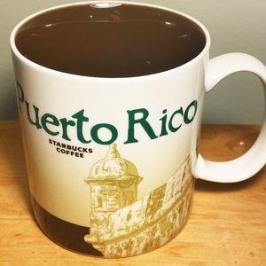 Starbucks Puerto Rico Mug
